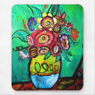 Garden Bouquet Mouse Pad