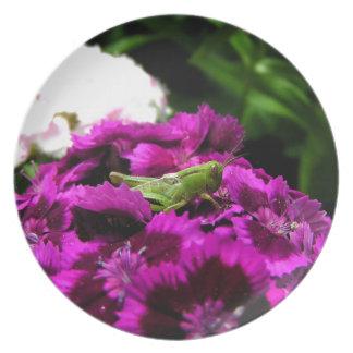 Garden Bouquet Plate