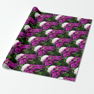Garden Bouquet Wrapping Paper