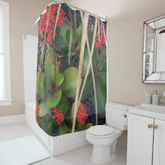 Garden Breeze Shower Curtain