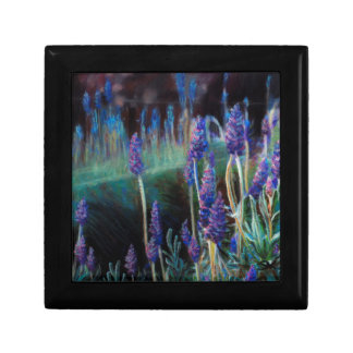 Garden By the Pond at Twilight Gift Box