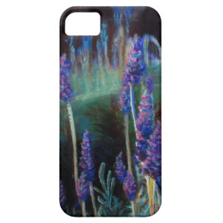 Garden By the Pond at Twilight iPhone 5 Cases