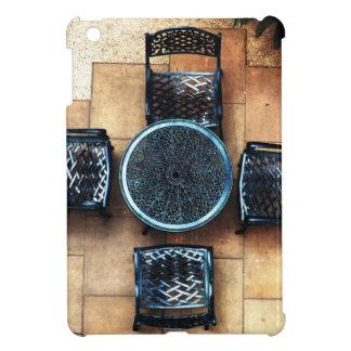 Garden chairs iPad mini cases