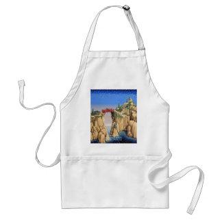 Garden Cliffs, Garaden Cliffs Darlene P. Coltr... Standard Apron