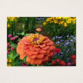 Garden Colors ATC Business Card
