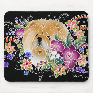 GARDEN DANCE Chow -  Mouse Pad