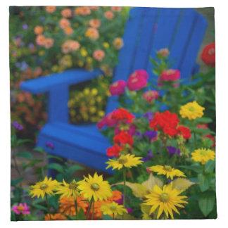 Garden designs in our Garden Sammamish, 3 Printed Napkin
