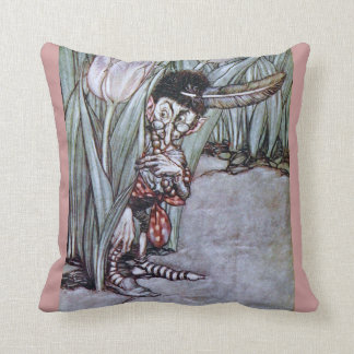 Garden Fairy Cushion