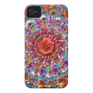 Garden Fizgig ~ Blackberry Bold  Case iPhone 4 Cover