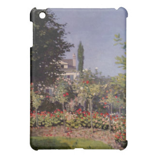 Garden Flowers by Claude Monet Case For The iPad Mini