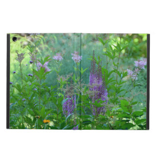 Garden Flowers iPad Air Cover
