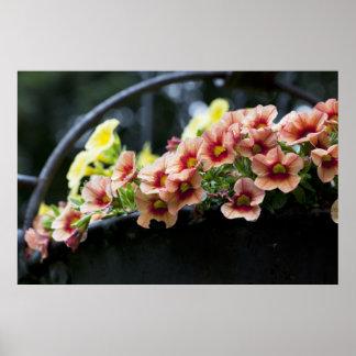 Garden Flowers Print