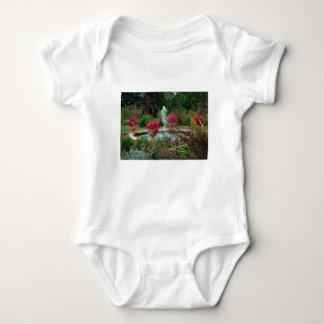 Garden Fountain Baby Bodysuit