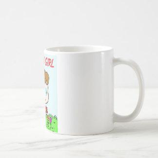 Garden Girl Mugs