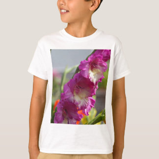 Garden gladiolus (Gladiolus x hortulanus) T-Shirt