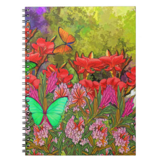 Garden glory Notebook