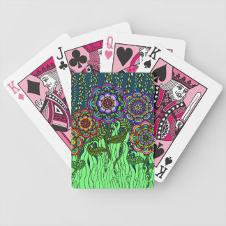 Garden Glow Playing Cards