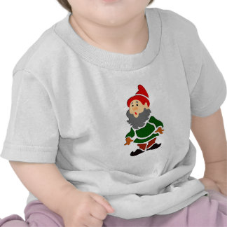 Garden gnome dwarf guards of gnomes t-shirt