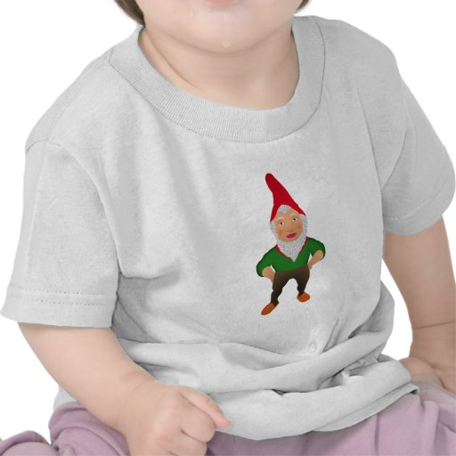 Garden gnome guards of gnomes tee shirt