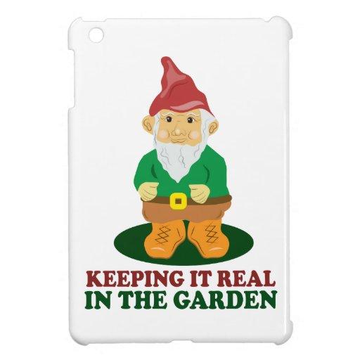 Garden Gnome Case For The iPad Mini
