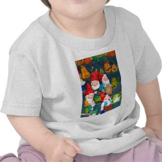 Garden gnome tshirts