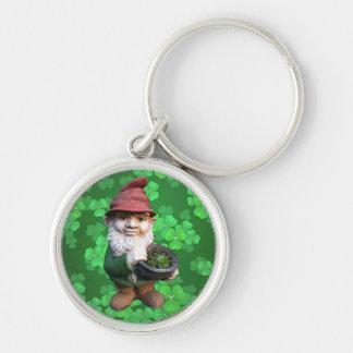 Garden Gnomes Key Ring