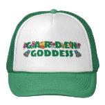Garden Goddess Mesh Hat