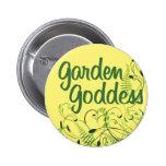 Garden Goddess Pin