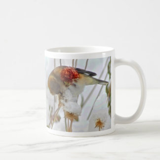 Garden Goldfinch Coffee Mug