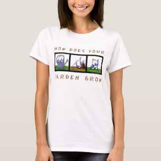 Garden Grow Westies T-Shirt