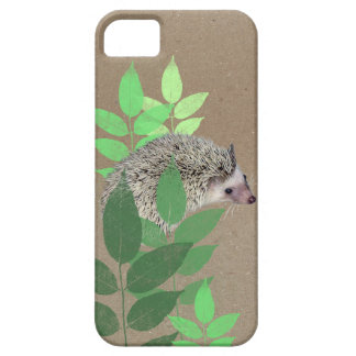 Garden Hedgehog smartphone case iPhone 5 Cover