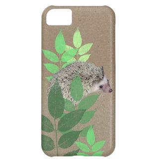 Garden Hedgehog smartphone case Case For iPhone 5C