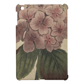 Garden Hydrangea iPad Mini Cover