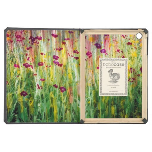 Garden Impression iPad Air Covers