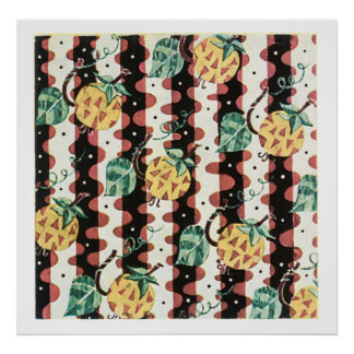 Garden in Abstract Posters