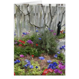 Garden in Spring 1 Card