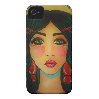 Garden iPhone 4 Cover