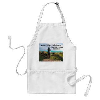 Garden Key Lighthouse, Dry Tortugas FL Apron
