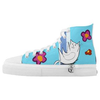 Garden Mau Printed Shoes