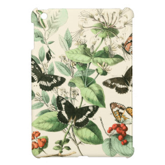 Garden of Butterflies and Flowers iPad Mini Cover