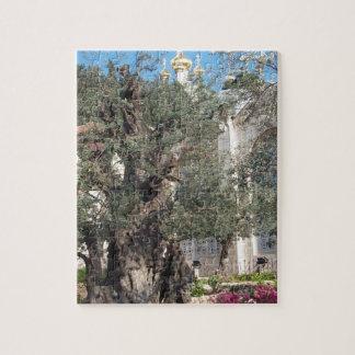 Garden Of Gethsemane Jigsaw Puzzle