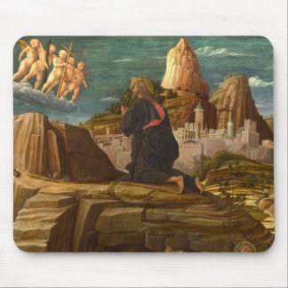 Garden Of Gethsemane Mouse Pad