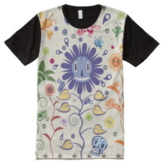 Garden of Goo All-Over Print T-Shirt
