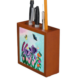 Garden of Heavenly Delights Desk Organiser