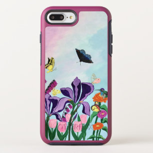 Garden of Heavenly Delights OtterBox Symmetry iPhone 8 Plus/7 Plus Case