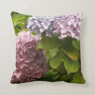 Garden of Hydrangeas Cushion