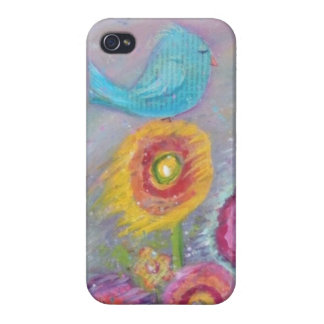 Garden of Joy Artsy iphone case 4/4s Covers For iPhone 4