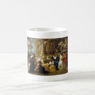 Garden of Love Peter Paul Rubens  masterpiece Coffee Mug