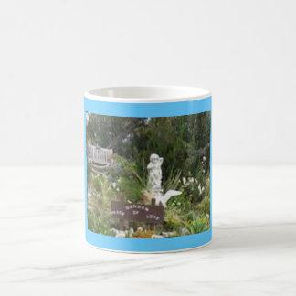 Garden of Peace & Love - Copy Basic White Mug