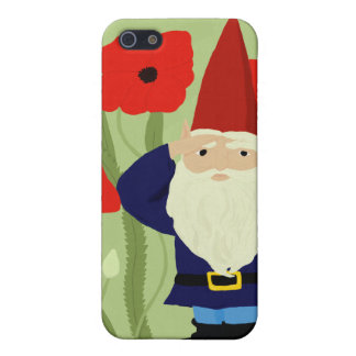 Garden of Remembrance Gnome iPhone 4 Case
